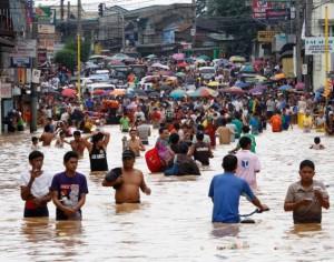 Manila Flooding