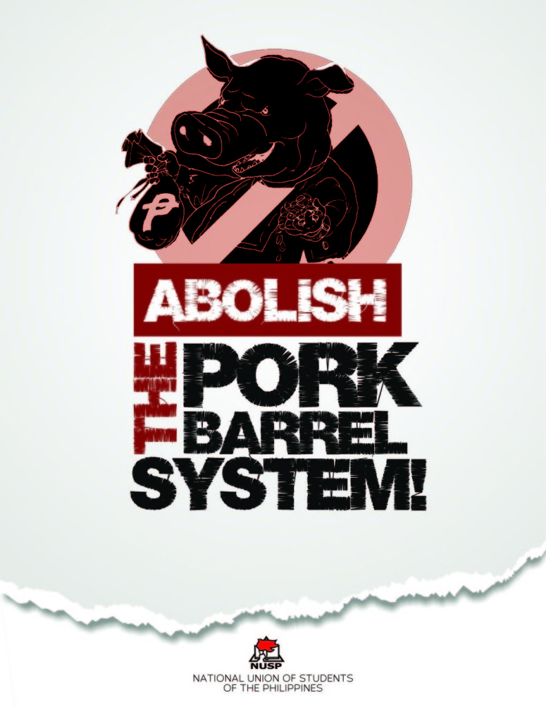 pork barrel to be abolished or The pork barrel scam has opened many eyes to the they say that the pork barrel will never be abolished control and evaluation of the pork barrels would.