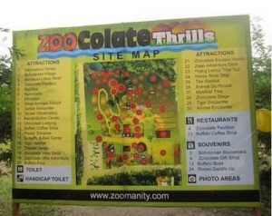 The Zoocolate has so much to do for the eco family, with plenty to do and see and is the ONLY theme park in Bohol.