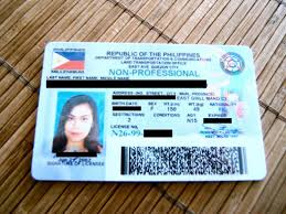 getting drivers license in the Philippines