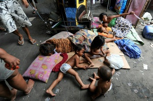 Philippine Street Children