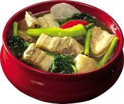 Filipino soups