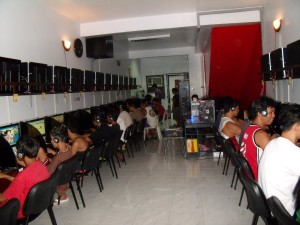 philippine internet cafe