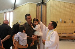 baptismal in Australia