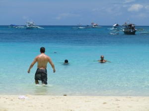 f a water sport exists, chances are you can find it on Boracay