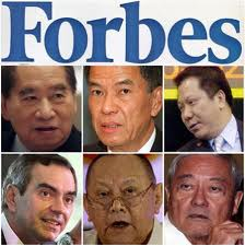Top Ten Richest Filipinos in the Philippines