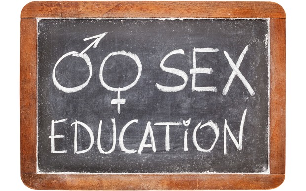 Training to be a sex education