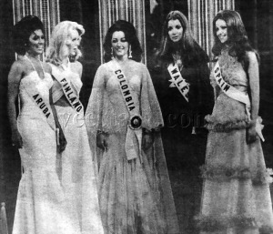They have practiced responses to questions and it would seem to me to be a rerun of the 1970s Miss World Competitions