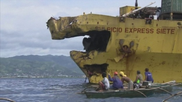 Ferry Disasters in the Philippines