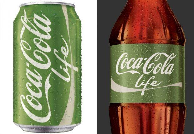green coca cola