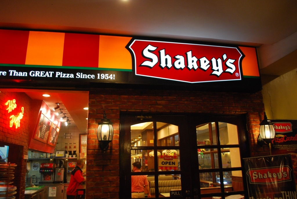 Shakey's in the Philippines
