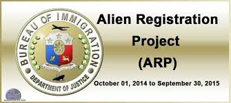 ARP in the Philippines