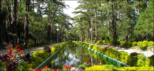 Summer Vacation in Baguio City