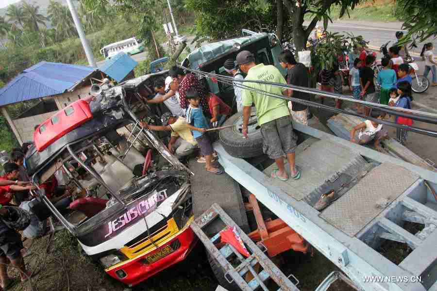 Buses and Safety in the Philippines