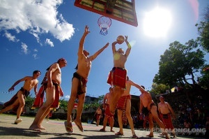 basketball in Philippines