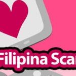 filipina online scam