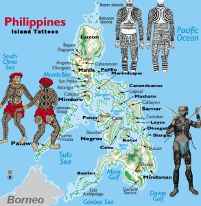 Tattoos in the Philippines